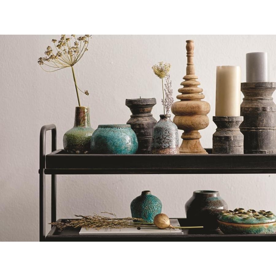 Combination Service 8 Pieces Nature Collection Ros/é Series CreaTable Stoneware 23102