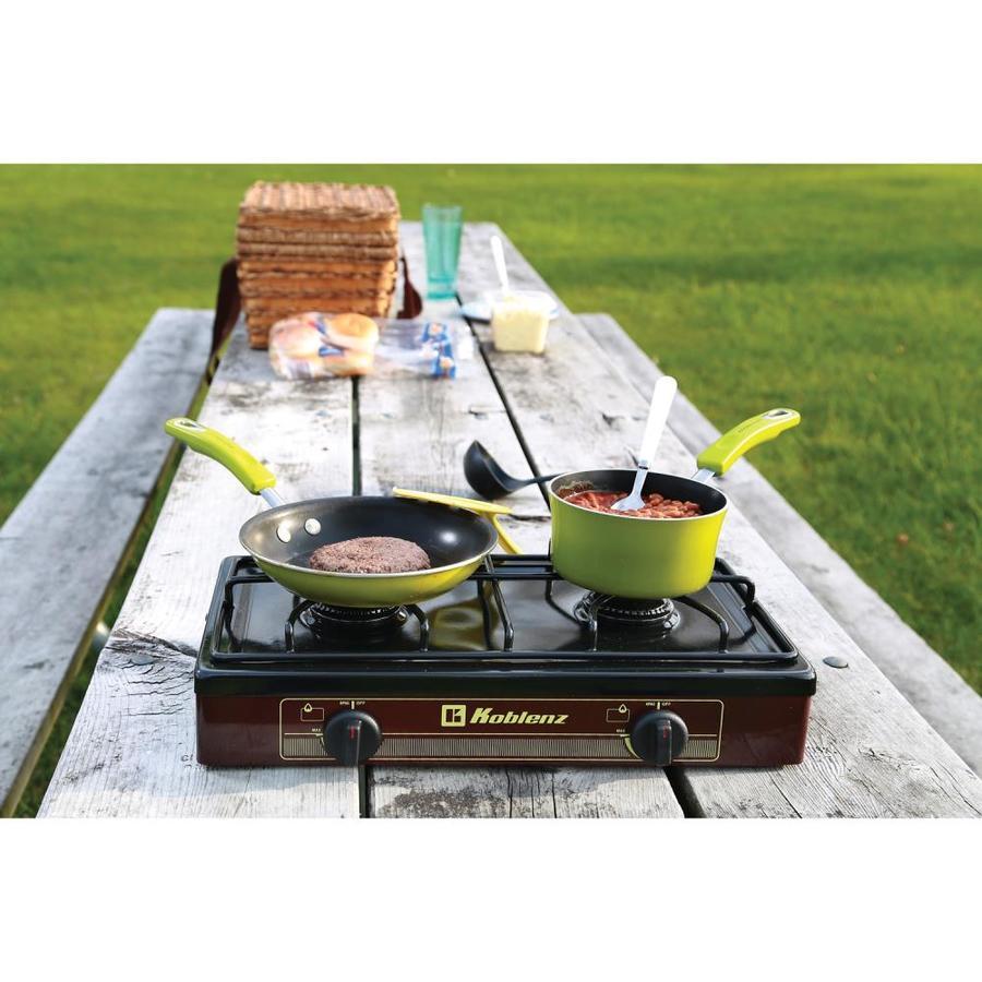 Koblenz PFK-200 2-Burner Outdoor Stove Consumer Electronics