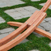 RST Brands 14-ft Wood Hammock Stand