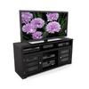 Sonax West Lake Mocha Black Television Stand