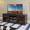 Sonax West Lake Dark Espresso Television Stand