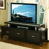 Enitial Lab Jyro Cappuccino Rectangular Television Cabinet