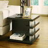 Enitial Lab Archie Cappuccino Square End Table