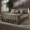 Hillsdale Furniture Edgewood Magnesium Pewter Queen Bed