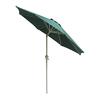 International Concepts Hunter Green Market Patio Umbrella