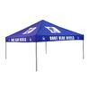 Logo Chairs 9-ft W x 9-ft L Square NCAA Duke Blue Devils Blue Standard Canopy