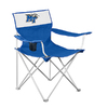 Logo Chairs NCAA Middle Tennessee State Blue Raiders Camping Chair