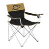 Logo Chairs NCAA Purdue Boilermakers Camping Chair