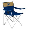 Logo Chairs MLB Milwaukee Brewers Steel Camping Chair