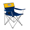 Logo Chairs NHL Nashville Predators Camping Chair