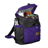 Logo Chairs East Carolina Pirates 288 fl oz Polyester Backpack Cooler
