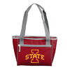 Logo Chairs Iowa State Cyclones 96 fl oz Polyester Bag Cooler