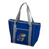 Logo Chairs Kansas Jayhawks 360 fl oz Polyester Bag Cooler