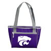 Logo Chairs Kansas State Wildcats 192 fl oz Polyester Bag Cooler