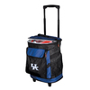 Logo Chairs Kentucky Wildcats Wheeled Polyester Cooler