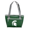 Logo Chairs Michigan State Spartans 96 fl oz Polyester Bag Cooler