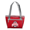 Logo Chairs Ohio State Buckeyes 96 fl oz Polyester Bag Cooler