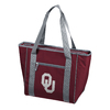 Logo Chairs Oklahoma Sooners 360 fl oz Polyester Bag Cooler