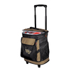 Logo Chairs Wake Forest Demon Deacons Wheeled Polyester Cooler