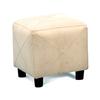 Coaster Fine Furniture Taupe Square Ottoman