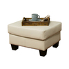 Coaster Fine Furniture Samuel Cream Rectangle Ottoman