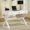 Coaster Fine Furniture White Writing Desk