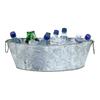 ACHLA Designs Galvanized Steel Beverage Cooler