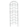 ACHLA Designs 23.5-in W x 77-in H Black Trellis