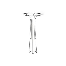 ACHLA Designs Mushroom 36-in W x 72-in H Roman Bronze Trellis