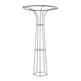 ACHLA Designs 48-in W x 93.5-in H Roman Bronze Trellis