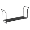ACHLA Designs 19.75-in x 36.75-in x 11.75-in Wrought Iron Wood Holder