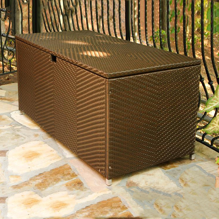 Shop Tortuga Outdoor 63 In L X 30 In W All Weather Wicker