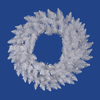Vickerman 36-in Unlit Spruce Artificial Christmas Wreath