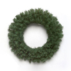 Vickerman 20-in Unlit Canadian Pine Artificial Christmas Wreath