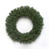 Vickerman 24-in Unlit Canadian Pine Artificial Christmas Wreath