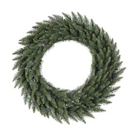 Vickerman 96-in Camdon Fir Unlit Artificial Christmas Wreath