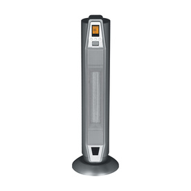 Sunpentown Ceramic Tower Electric Space Heater with Thermostat