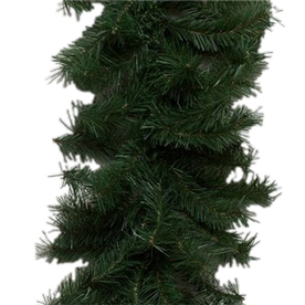 Vickerman 8-in x 9-ft Canadian Pine Artificial Christmas Garland