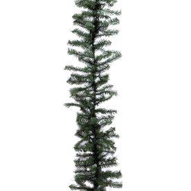 Vickerman 100-ft Indoor/Outdoor Canadian Pine Artificial Christmas Garland (Unlit)