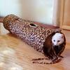Aussie Naturals Fabric Tunnel Cat Toy