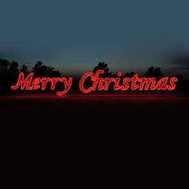 Merry christmas led lights jpg large outdoor merry christmas sign car