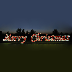 merry christmas led lights jpg large outdoor merry christmas sign Car ...