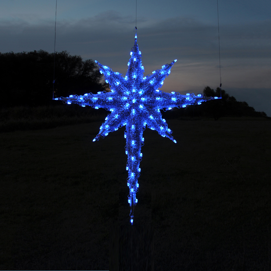 Moravian Star Outdoor Christmas Light