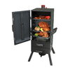 Landmann USA Smoky Mountain 43-in H x 21-in W 698-sq in Charcoal Vertical Smoker