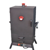 Landmann USA Smoky Mountain Push and Turn Ignition Gas Vertical Smoker (Common: 38-in; Actual: 48-in)