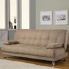 Coaster Fine Furniture Tan Futon