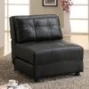 Coaster Fine Furniture Black Accent Chair