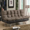 Coaster Fine Furniture Brown Futon
