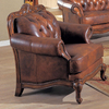Coaster Fine Furniture Victoria Brown Accent Chair