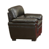 Coaster Fine Furniture Fenmore Black Accent Chair